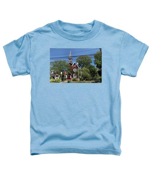 St Pauls Episcopal Church Patchogue Toddler T-Shirt