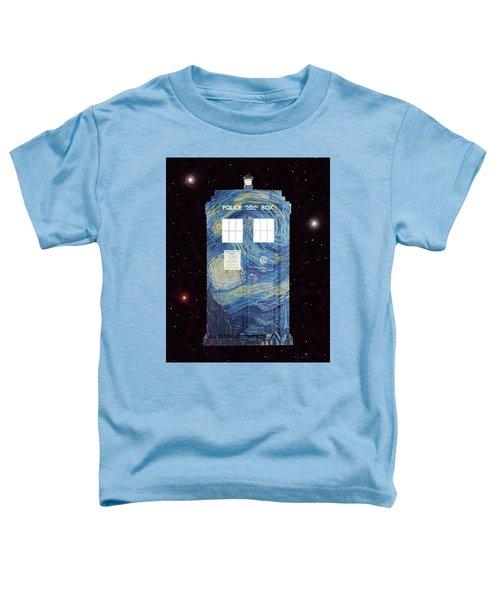 Starry Starry Night Toddler T-Shirt