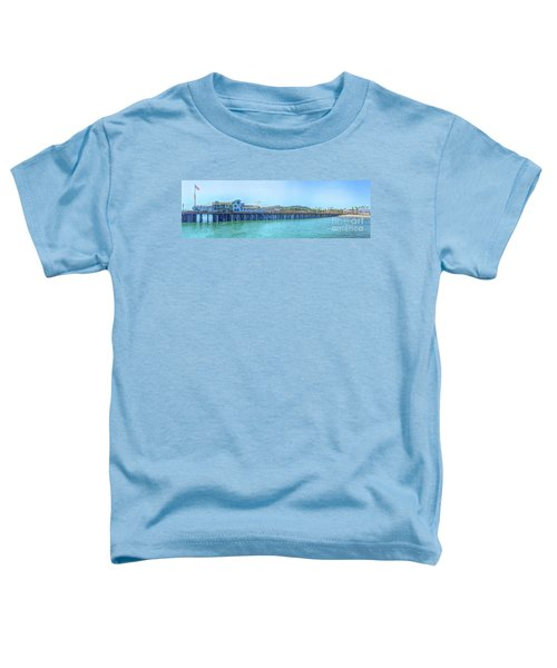 Stearns Wharf Toddler T-Shirt