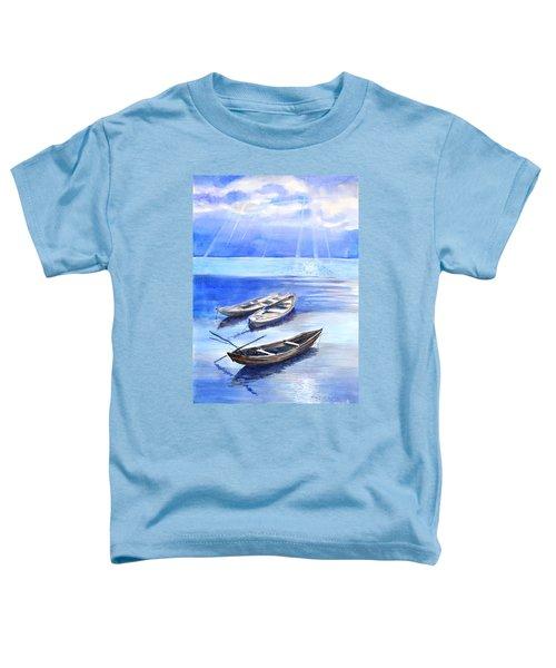 Stillness Toddler T-Shirt