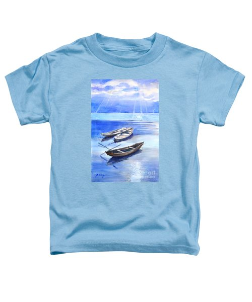 Stillness Toddler T-Shirt