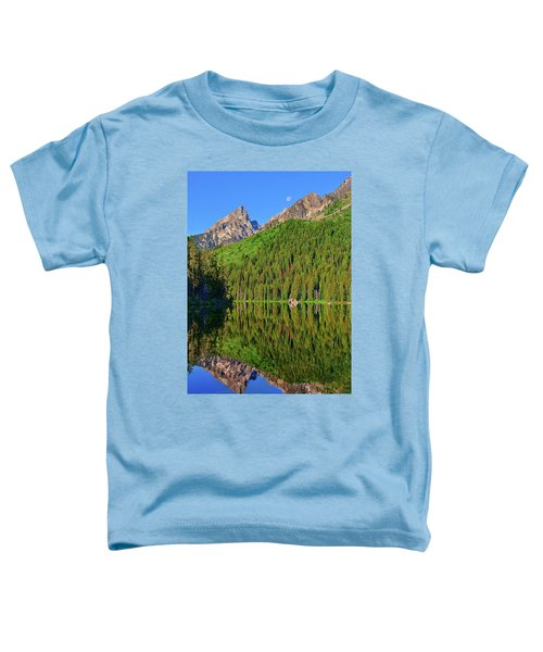 Toddler T-Shirt featuring the photograph String Lake Morning Mirror by Greg Norrell