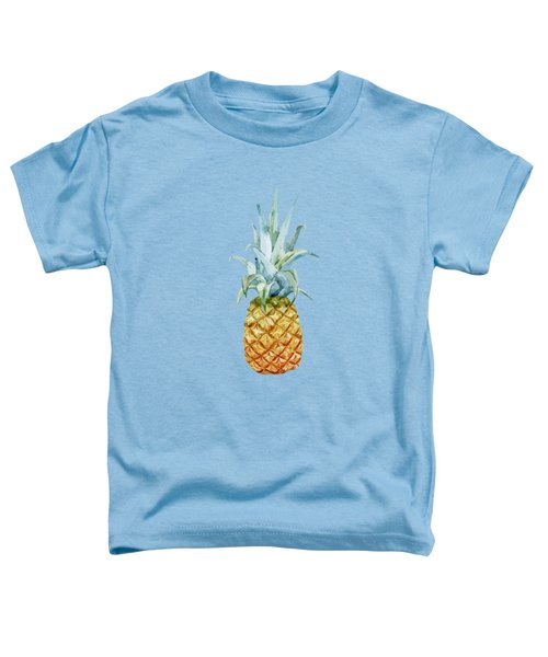 Summer Toddler T-Shirt by Mark Ashkenazi