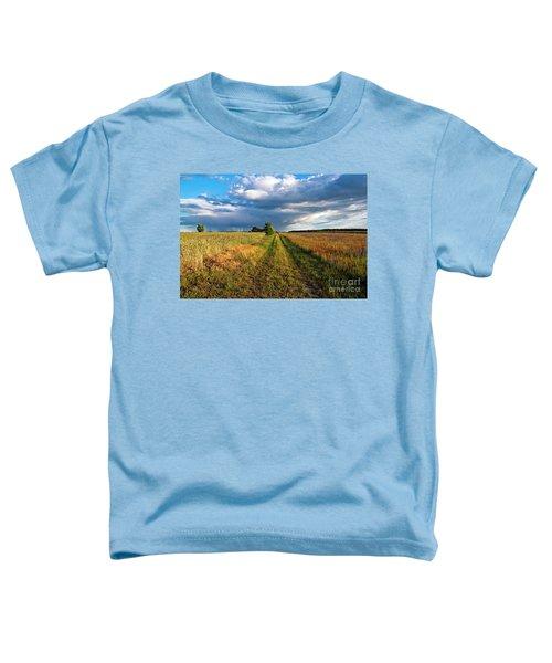 Summer Sound Toddler T-Shirt