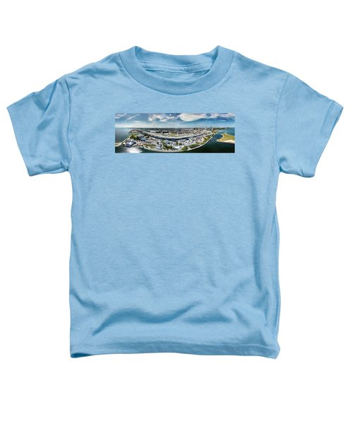 Summerfest Panorama Toddler T-Shirt