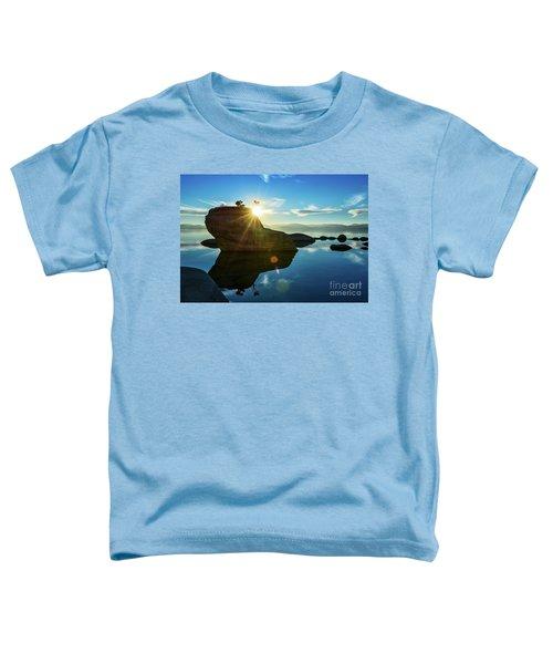Sun Star Mirror Toddler T-Shirt