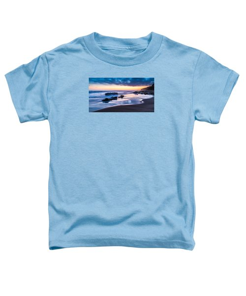 Sunset Shine Toddler T-Shirt