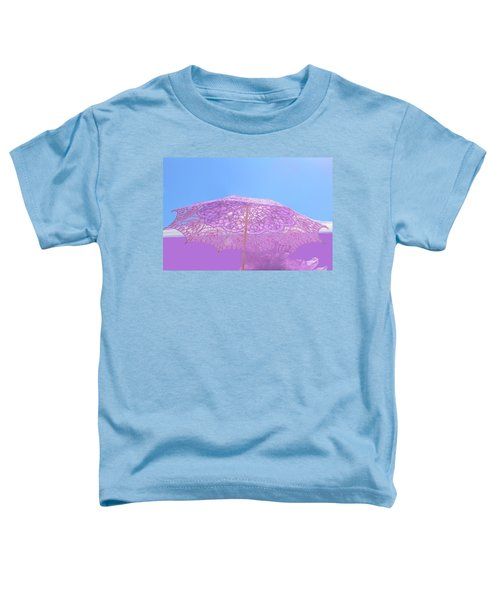 Sunshade In Pastel Color Toddler T-Shirt