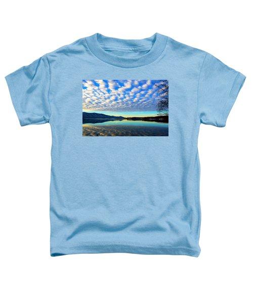 Surreal Sunrise Toddler T-Shirt