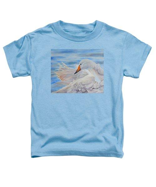 Swan Lake Toddler T-Shirt
