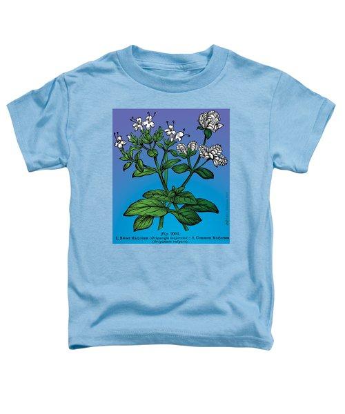 Sweet Marjoram Toddler T-Shirt