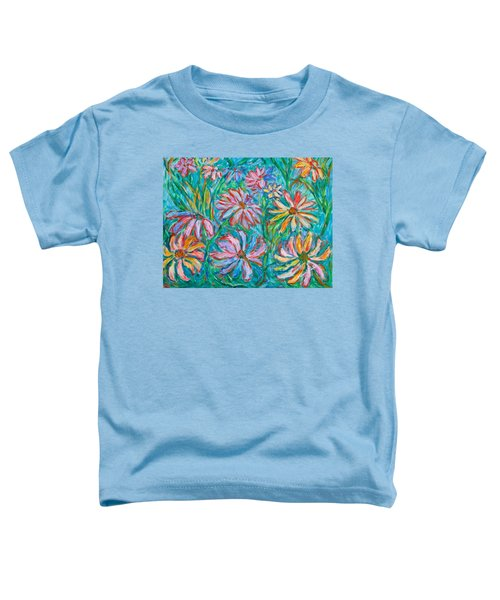 Swirling Color Toddler T-Shirt