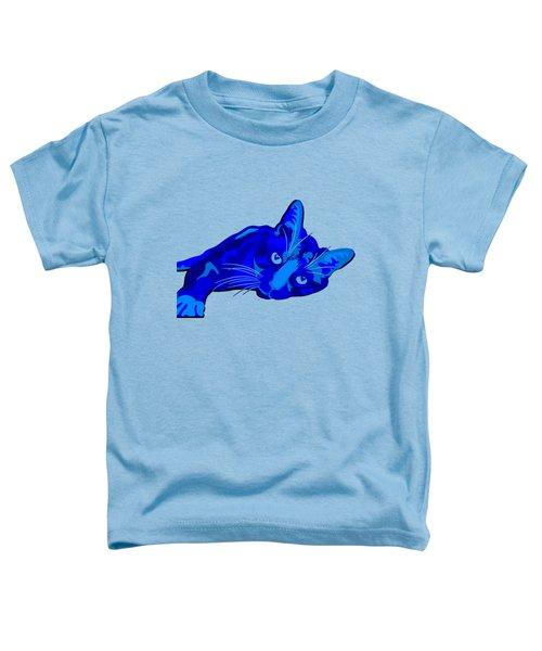 Sylvia Blue Toddler T-Shirt