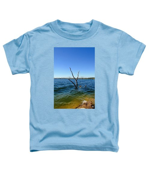 Table Rock Lake Kimberling City Toddler T-Shirt