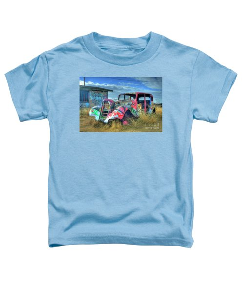 Tagged Toddler T-Shirt