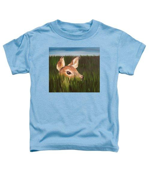 Tall Grass    #63 Toddler T-Shirt