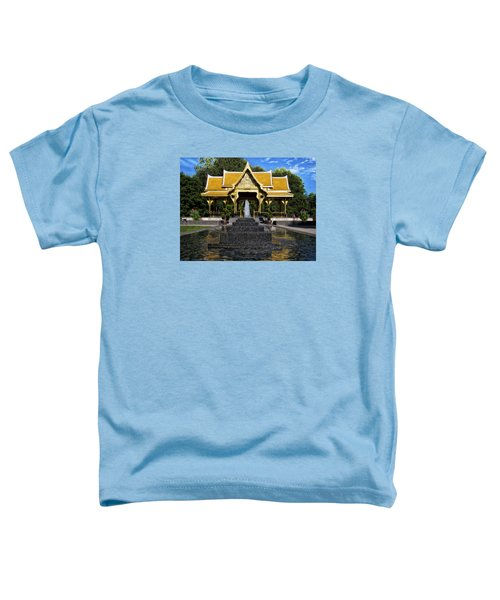 Thai Pavilion - Madison - Wisconsin Toddler T-Shirt