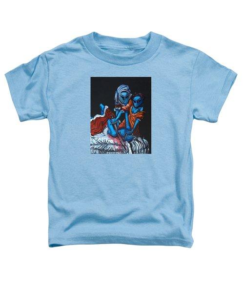 The Alien Judith Beheading The Alien Holofernes Toddler T-Shirt