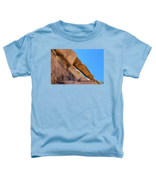 The Arch In Joshua Tree Np Toddler T-Shirt