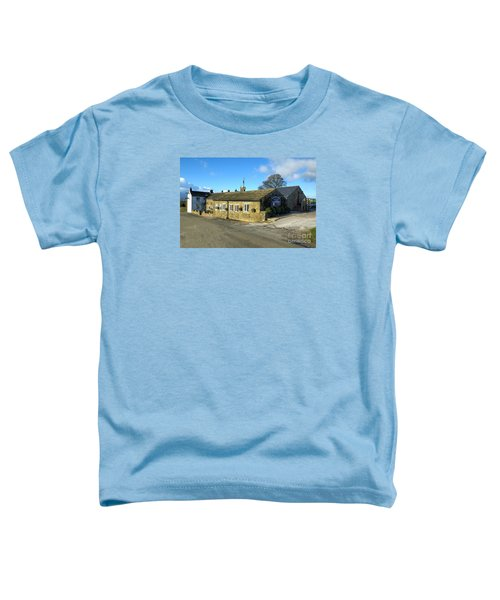 The Barrel Inn At Bretton Toddler T-Shirt