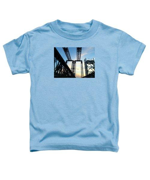 The Bridge Toddler T-Shirt