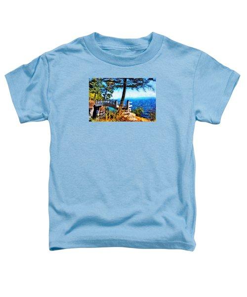 The Bridge To Flathead Toddler T-Shirt