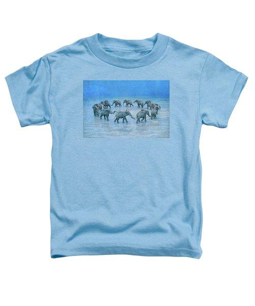 The Circle  Toddler T-Shirt