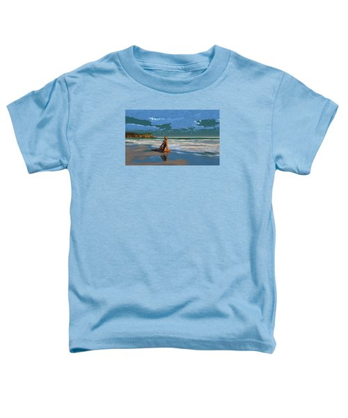 The Courtship Of Sand Toddler T-Shirt