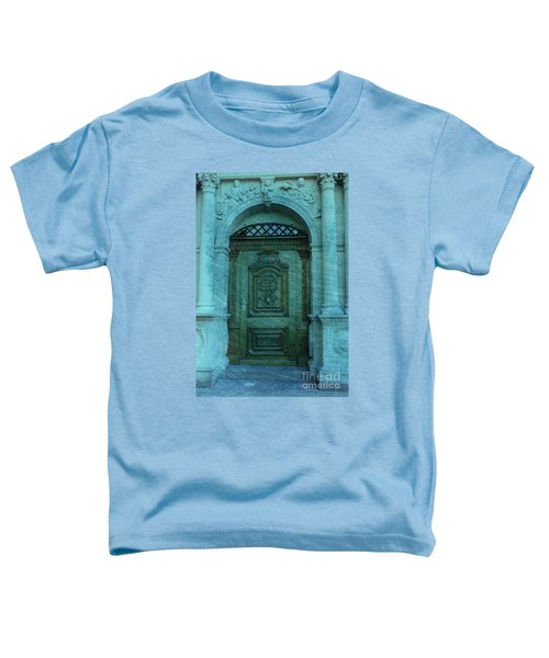 The Door To The Secret Toddler T-Shirt