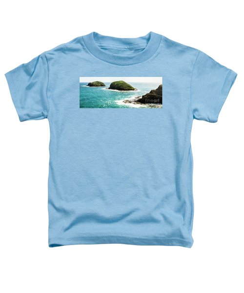 The Doughboys Island Landscape Toddler T-Shirt
