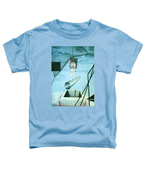 The Edge Toddler T-Shirt