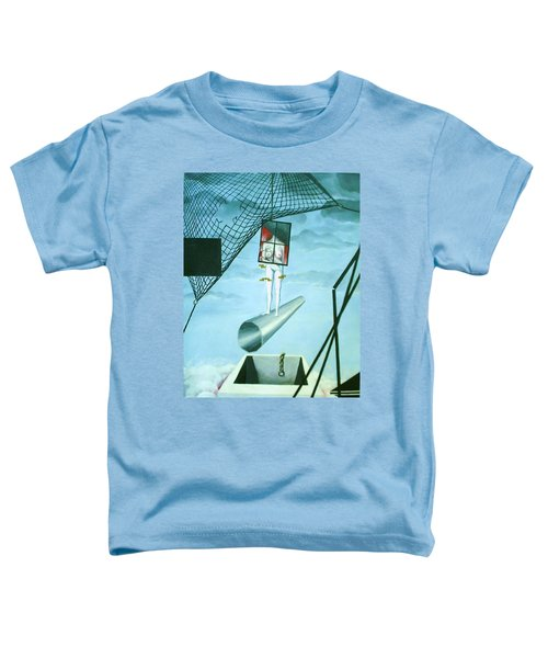 The Edge Toddler T-Shirt