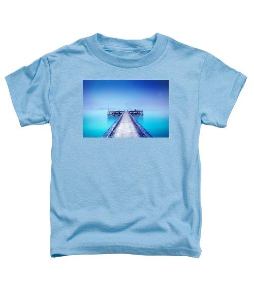 The Foggy Morning Toddler T-Shirt