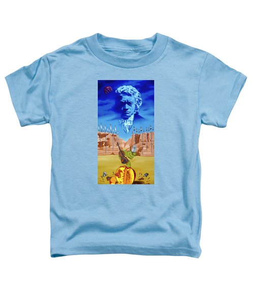 The Last Soldier An Ode To Beethoven Toddler T-Shirt