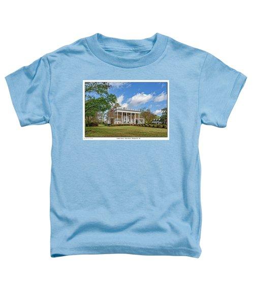 The Manor Toddler T-Shirt