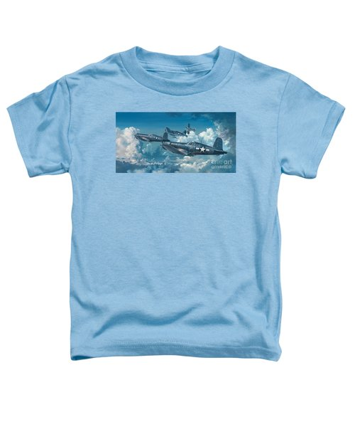 The Old Breed Toddler T-Shirt