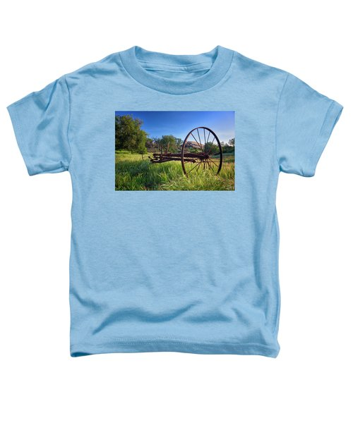 The Old Mower 2 Toddler T-Shirt