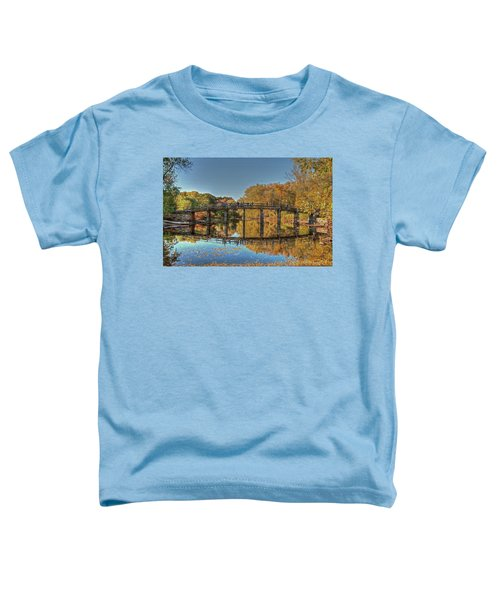 The Old North Bridge Toddler T-Shirt