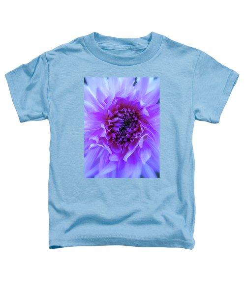 The Passionate Dahlia Toddler T-Shirt
