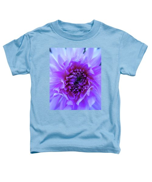 The Passionate Dahlia Toddler T-Shirt