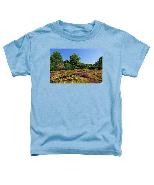 The Quilt Garden Toddler T-Shirt