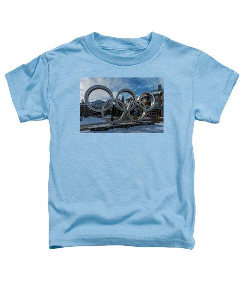 The Rings Toddler T-Shirt