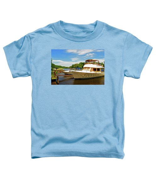 The Rondout At Eddyville Toddler T-Shirt