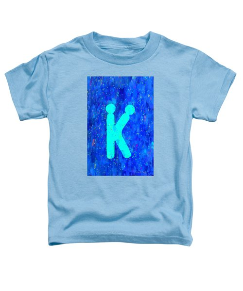 The Sexy K  - Cyan -  - Pa Toddler T-Shirt