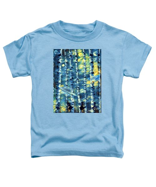 The Tree Children Toddler T-Shirt