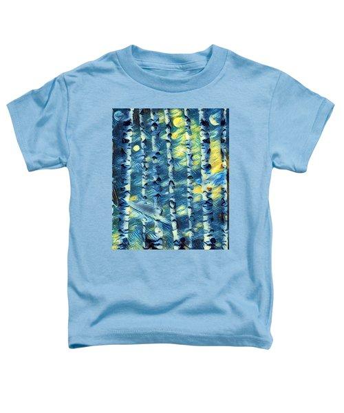 The Tree Children Toddler T-Shirt
