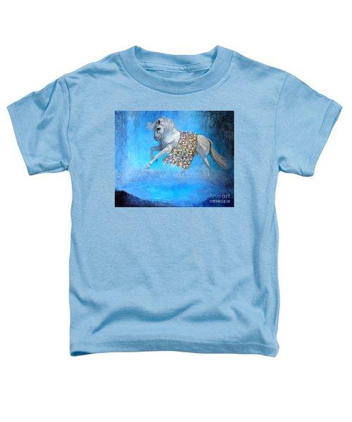 The Unicorn Toddler T-Shirt