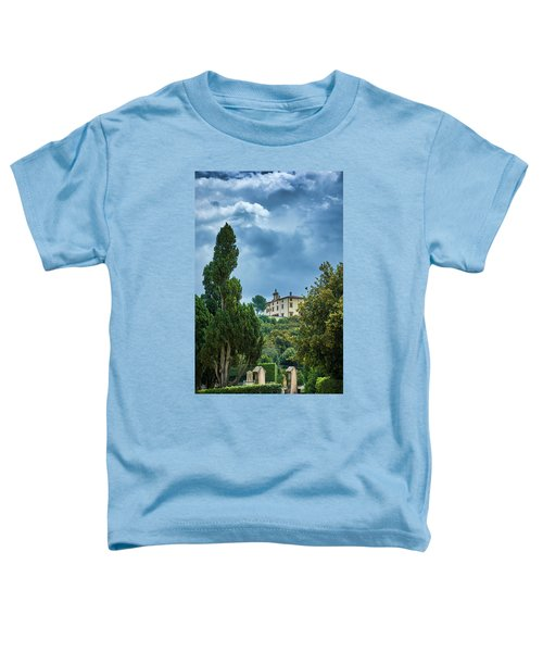 The Views From The Boboli Gardens Toddler T-Shirt