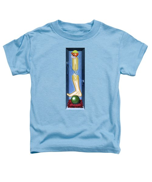 The Waiting Room Toddler T-Shirt