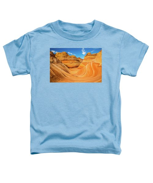 The Wave Toddler T-Shirt